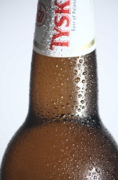 """Cerveza Botella Gotas Agua"""
